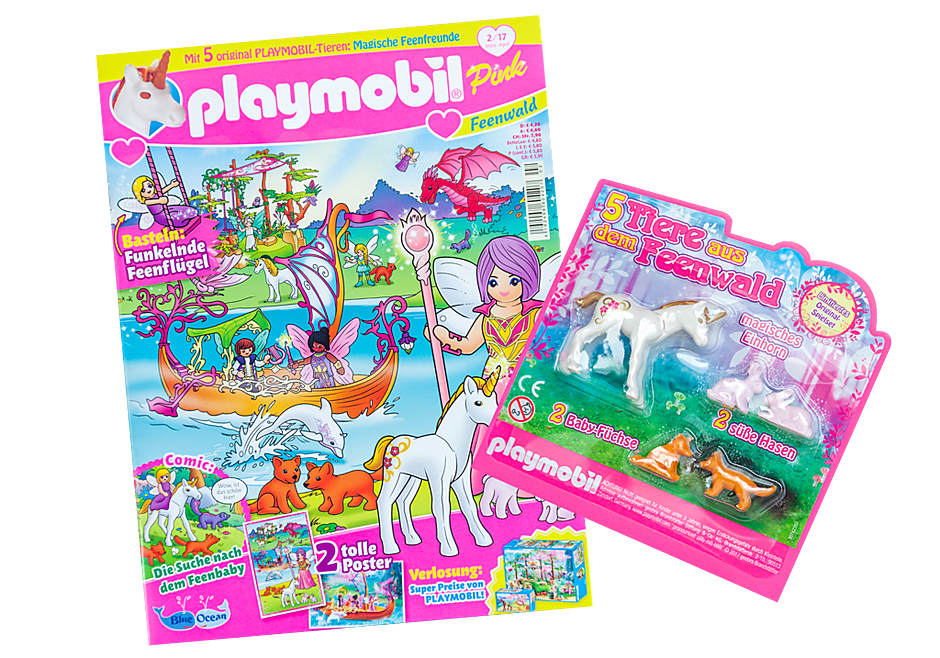 http://media.playmobil.com/i/playmobil/80587_product_detail/PLAYMOBIL-Magazin Pink 2/2017 (Heft 27)