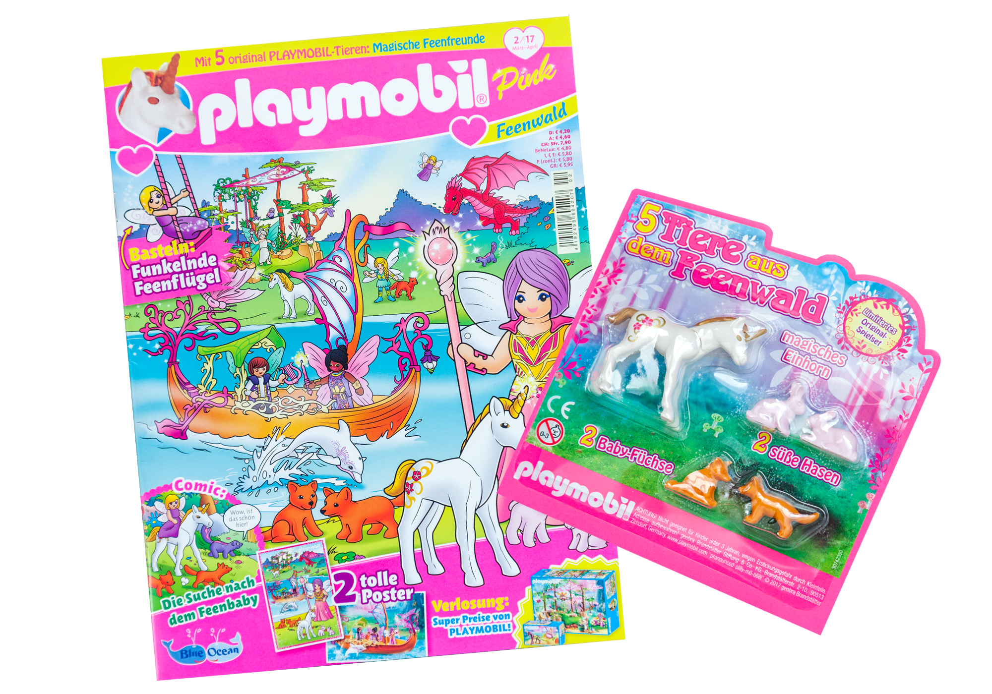 http://media.playmobil.com/i/playmobil/80587_product_detail/PLAYMOBIL-Magazin Pink 2/2017 (Heft 27)