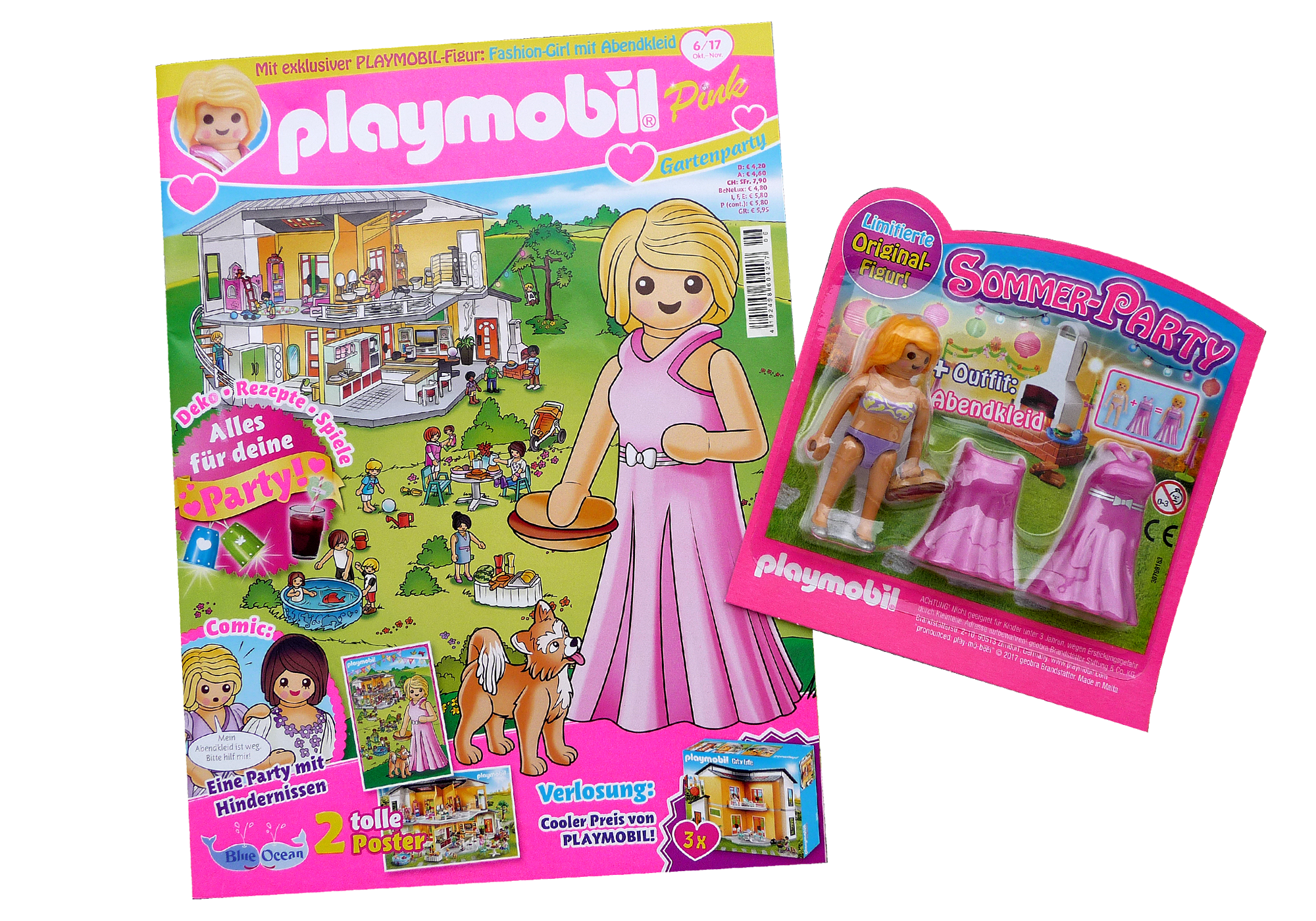 http://media.playmobil.com/i/playmobil/80596_product_detail/PLAYMOBIL-Magazin Pink 6/2017 (Heft 31)
