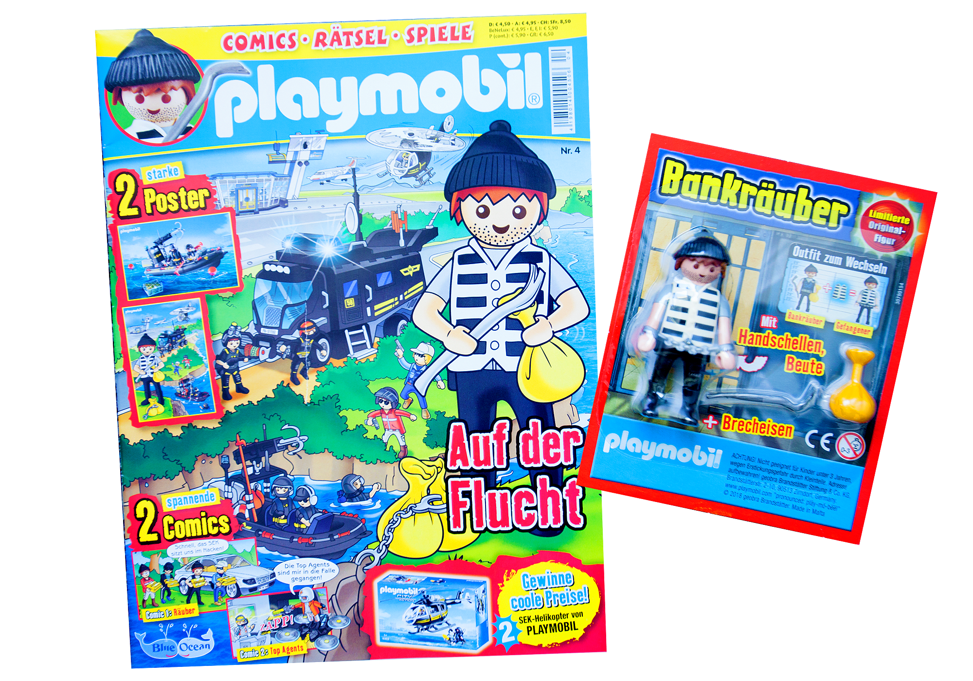 http://media.playmobil.com/i/playmobil/80605_product_detail/PLAYMOBIL-Magazin 4/2018 (Heft 61)