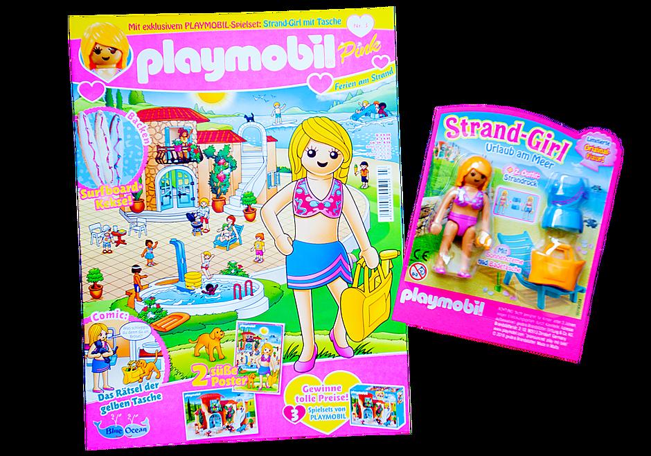 80606 PLAYMOBIL-Magazin Pink 3/2018 (Heft 35) detail image 1