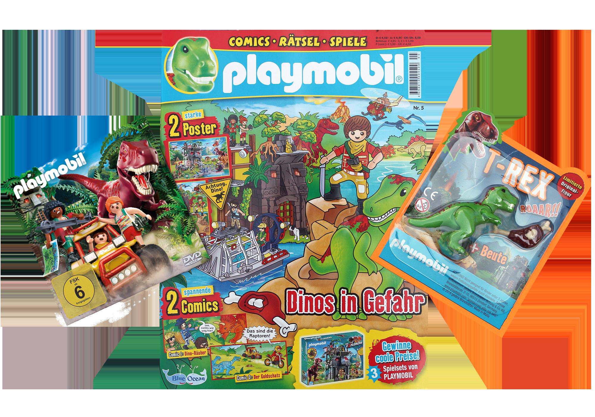 http://media.playmobil.com/i/playmobil/80607_product_detail/PLAYMOBIL-Magazin 5/2018 (Heft 62)