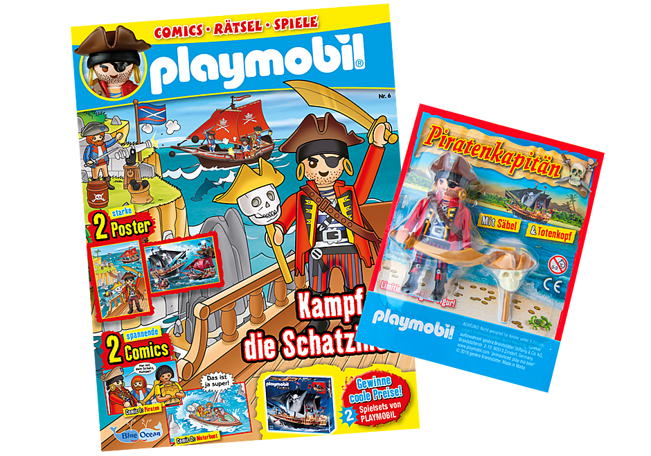 http://media.playmobil.com/i/playmobil/80609_product_detail/PLAYMOBIL-Magazin 6/2018 (Heft 63)