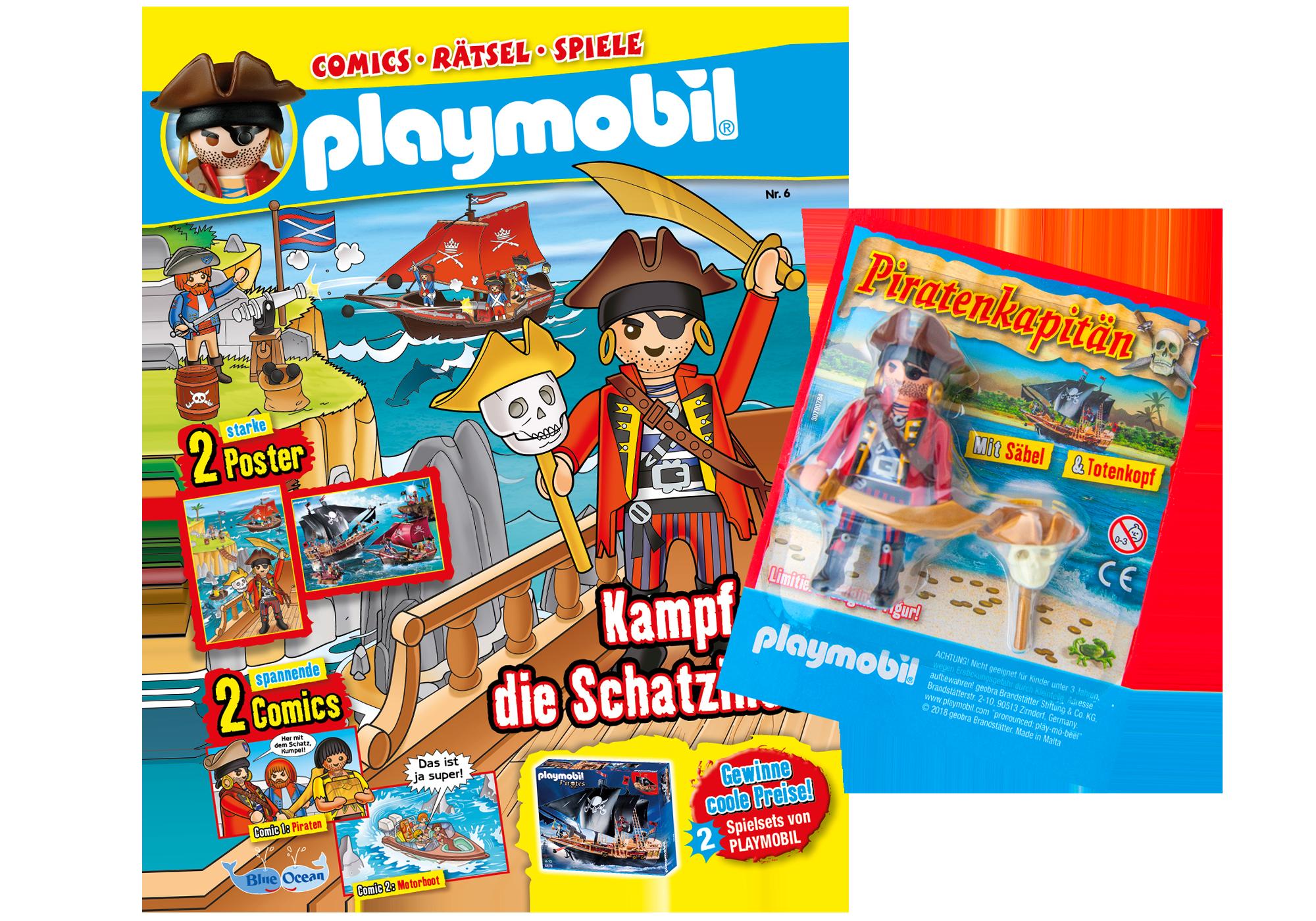 http://media.playmobil.com/i/playmobil/80609_product_detail/PLAYMOBIL-Magazin 6/2018 (Heft 63)
