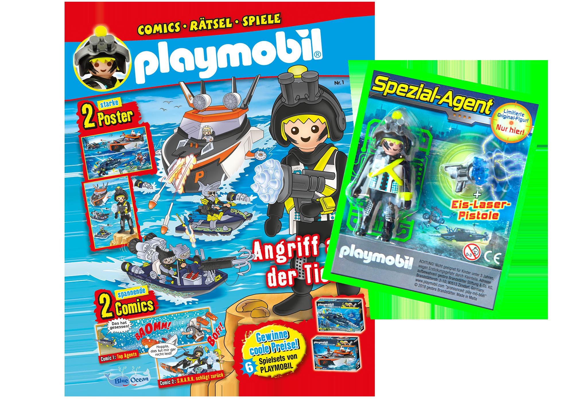 http://media.playmobil.com/i/playmobil/80618_product_detail/PLAYMOBIL-Magazin 1/2019 (Heft 67)