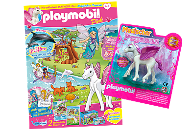 80619_product_detail/PLAYMOBIL-Magazin Pink 1/2019 (Heft 41)