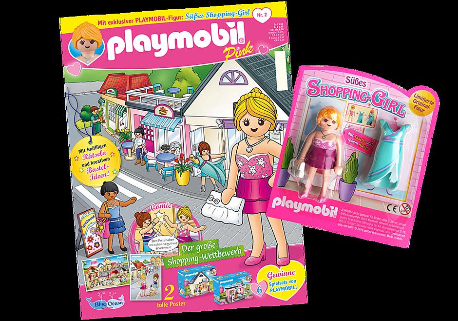 http://media.playmobil.com/i/playmobil/80621_product_detail/PLAYMOBIL-Magazin Pink 2/2019 (Heft 42)