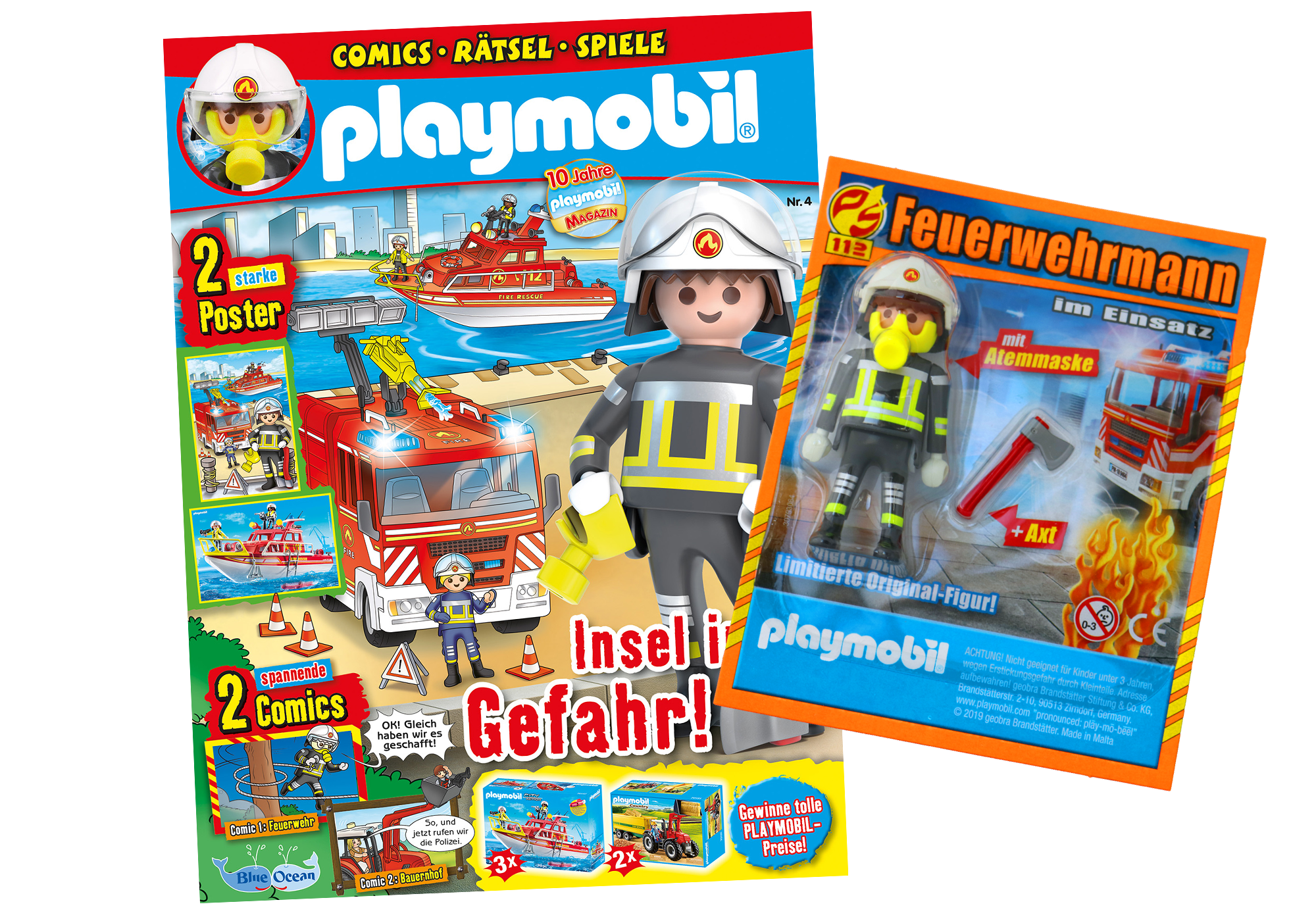 http://media.playmobil.com/i/playmobil/80626_product_detail/PLAYMOBIL-Magazin 4/2019 (Heft 70)