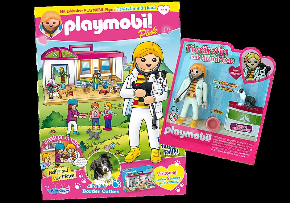 80627 PLAYMOBIL-Magazin Pink 4/2019 (Heft 44) detail image 1