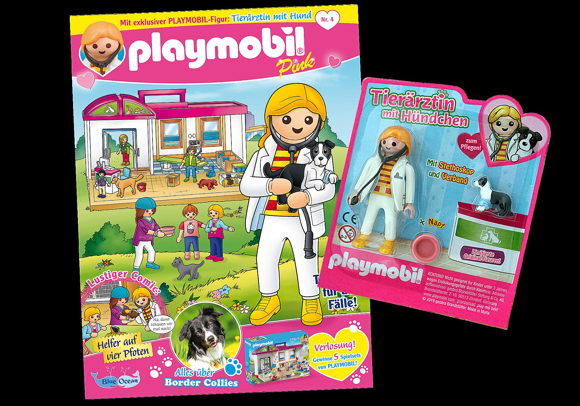 80627 PLAYMOBIL-Magazin Pink 4/2019 (Heft 44) zoom image1