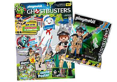 80628_product_detail/PLAYMOBIL-Magazin Sonderausgabe Ghostbusters 1/2019