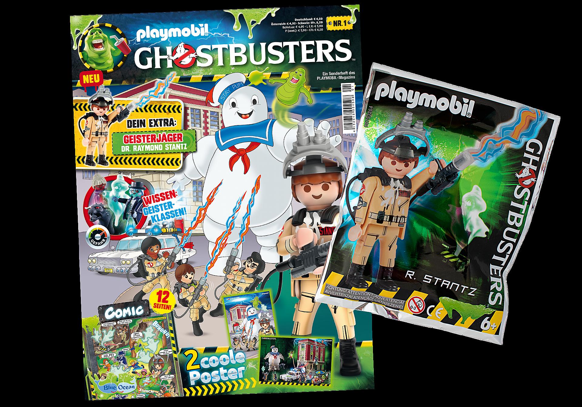 http://media.playmobil.com/i/playmobil/80628_product_detail/PLAYMOBIL-Magazin Sonderausgabe Ghostbusters 1/2019