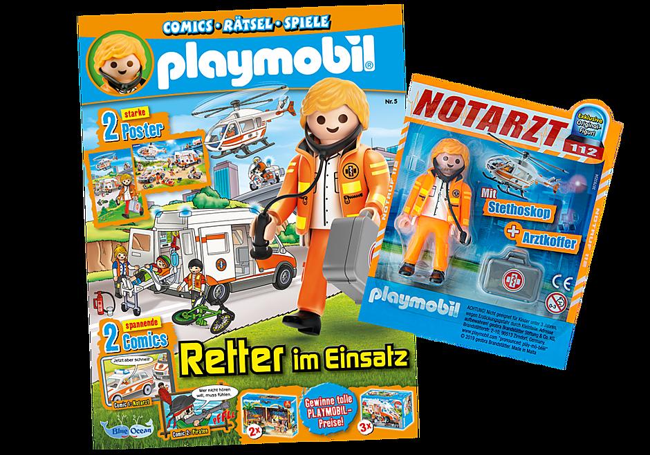 80629 PLAYMOBIL-Magazin 5/2019 (Heft 71) detail image 1