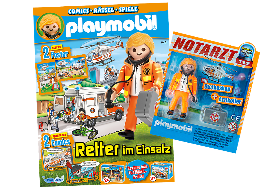 http://media.playmobil.com/i/playmobil/80629_product_detail/PLAYMOBIL-Magazin 5/2019 (Heft 71)