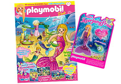 80630_product_detail/PLAYMOBIL-Magazin Pink 5/2019 (Heft 45)