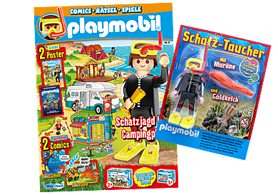 80631_product_detail/PLAYMOBIL-Magazin 6/2019 (Heft 72)