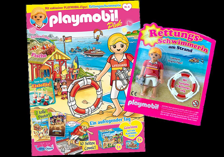 80632 PLAYMOBIL-Magazin Pink 6/2019 (Heft 46) detail image 1