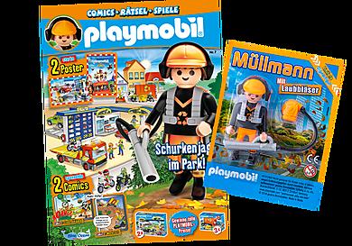 80634 PLAYMOBIL-Magazin 7/2019 (Heft 73)