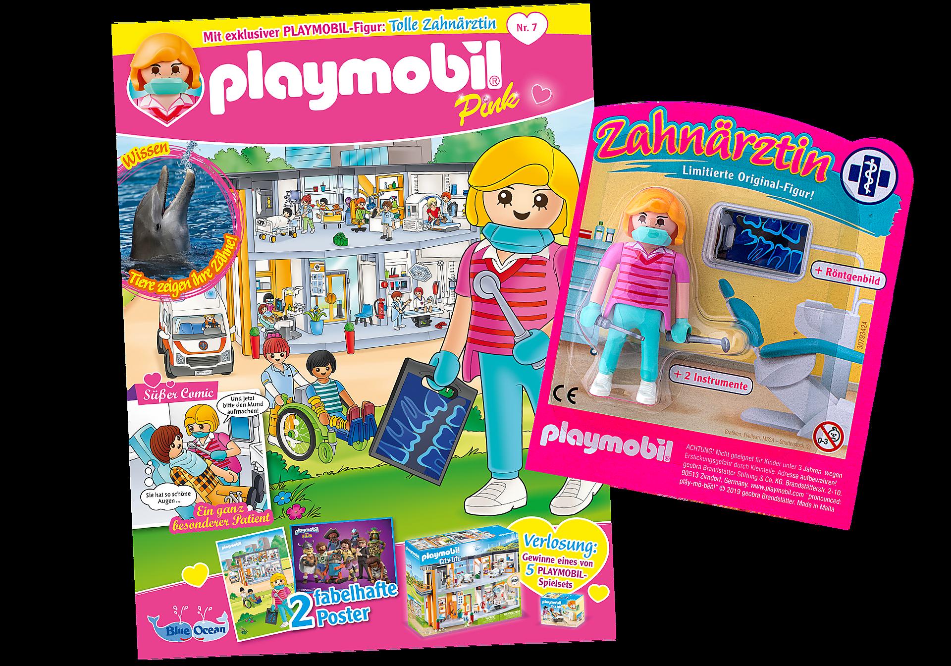 80635 PLAYMOBIL-Magazin Pink 7/2019 (Heft 47) zoom image1