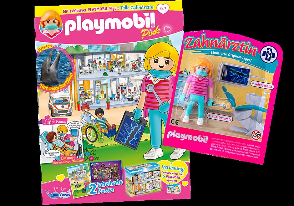 http://media.playmobil.com/i/playmobil/80635_product_detail/PLAYMOBIL-Magazin Pink 7/2019 (Heft 47)