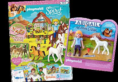 80636_product_detail/PLAYMOBIL-Magazin Sonderausgabe Spirit 2/2019