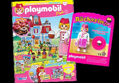 80637 PLAYMOBIL-Magazin Pink 8/2019 (Heft 48)