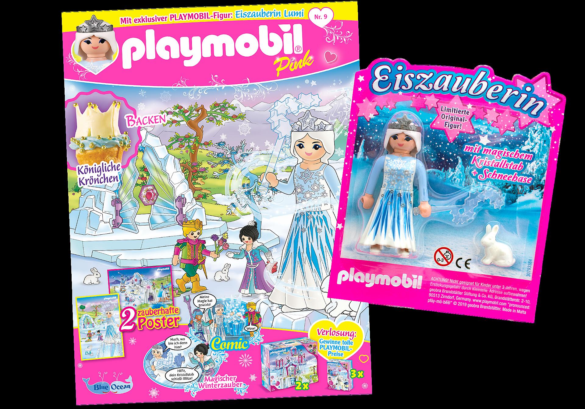 http://media.playmobil.com/i/playmobil/80639_product_detail/PLAYMOBIL-Magazin Pink 9/2019 (Heft 49)
