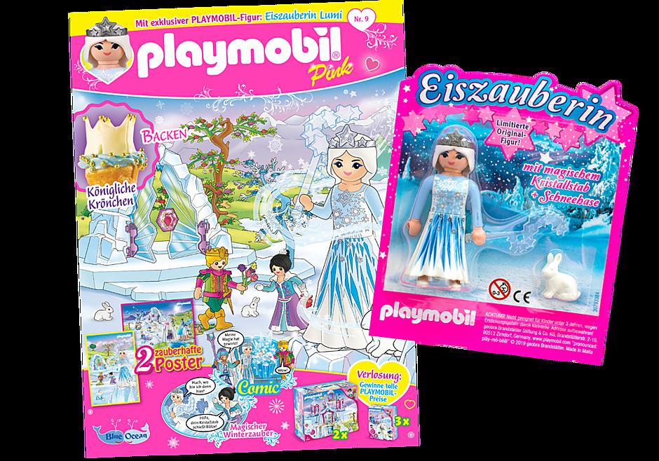 80639 PLAYMOBIL-Magazin Pink 9/2019 (Heft 49) detail image 1