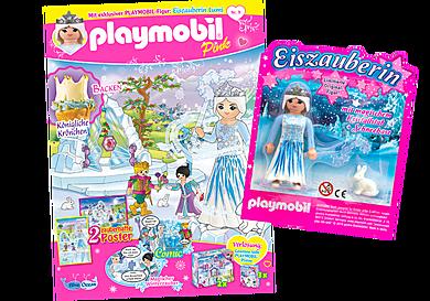 80639 PLAYMOBIL-Magazin Pink 9/2019 (Heft 49)
