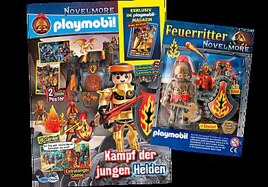 80640 PLAYMOBIL-Magazin Blau 9/2019 (Heft 75)
