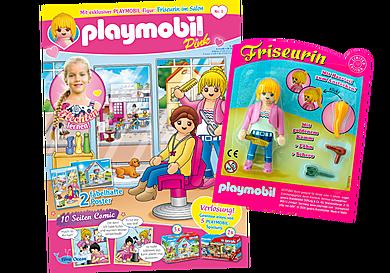 80642 PLAYMOBIL-Magazin Pink 1/2020 (Heft 50)