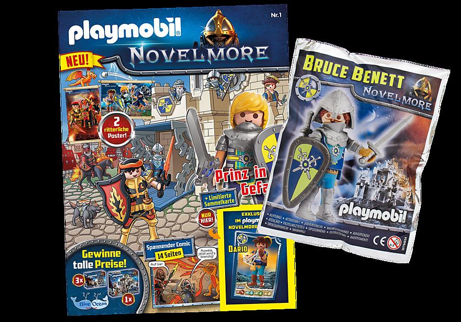 80643 PLAYMOBIL Novelmore-Magazin 1/2020 detail image 1