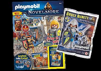 80643 PLAYMOBIL-Novelmore Magazin 1/20