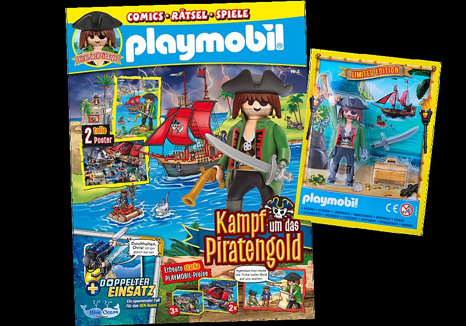 80646 PLAYMOBIL-Magazin 2/2020 (Heft 77) detail image 1