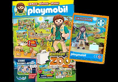 80655 PLAYMOBIL-Magazin 3/2020 (Heft 78)