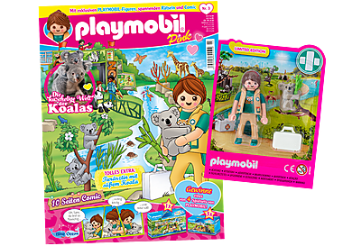 80656 PLAYMOBIL-Magazin Pink 3/2020 (Heft 52)