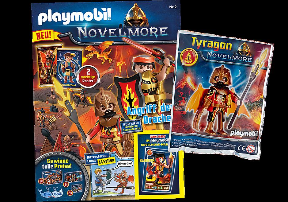 80657 PLAYMOBIL Novelmore-Magazin 2/2020 (Heft 2) detail image 1