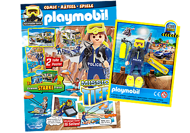 80658 PLAYMOBIL-Magazin 4/2020 (Heft 79)