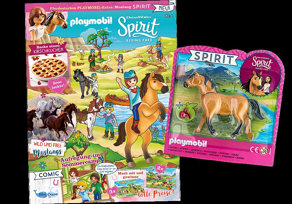 80660 PLAYMOBIL-Magazin Sonderausgabe Spirit 4/2020 detail image 1