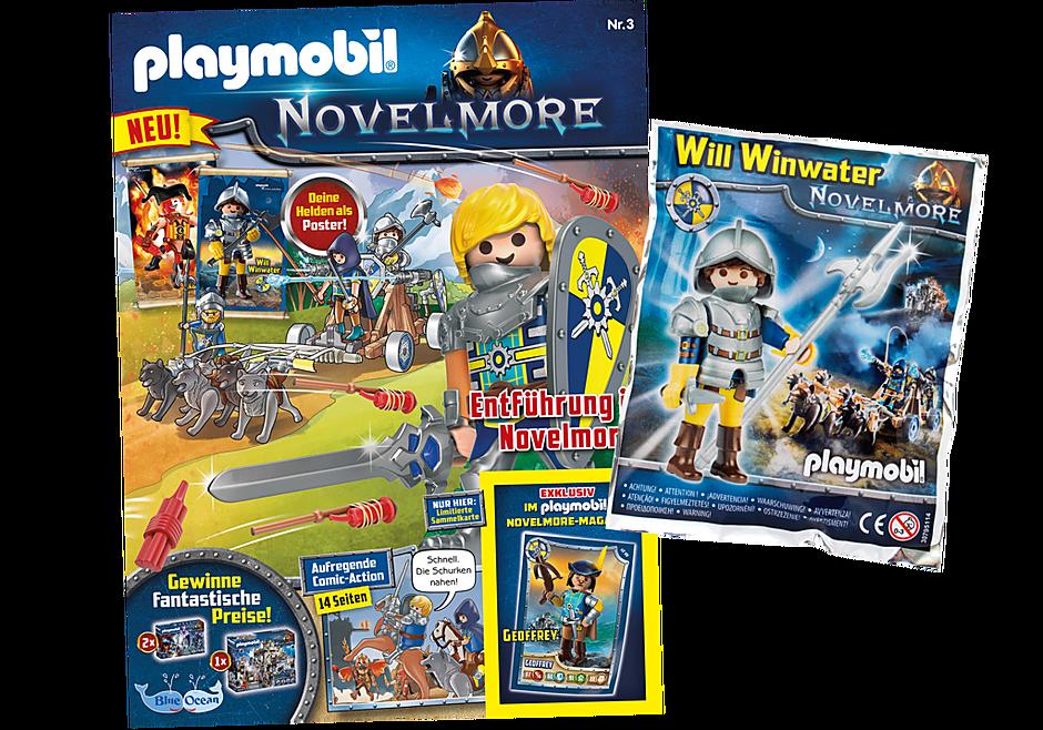 80662 PLAYMOBIL Novelmore-Magazin 3/2020 (Heft 3) detail image 1