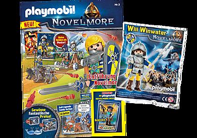 80662 PLAYMOBIL Novelmore-Magazin 3/2020 (Heft 3)