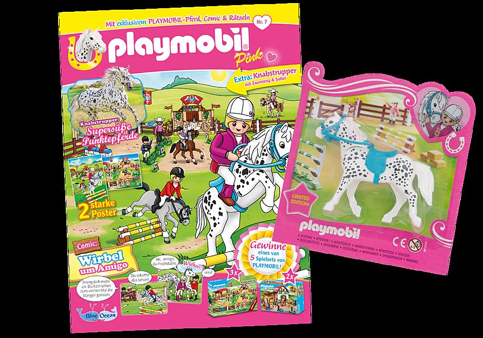 80668 PLAYMOBIL-Magazin Pink 7/2020 (Heft 56) detail image 1