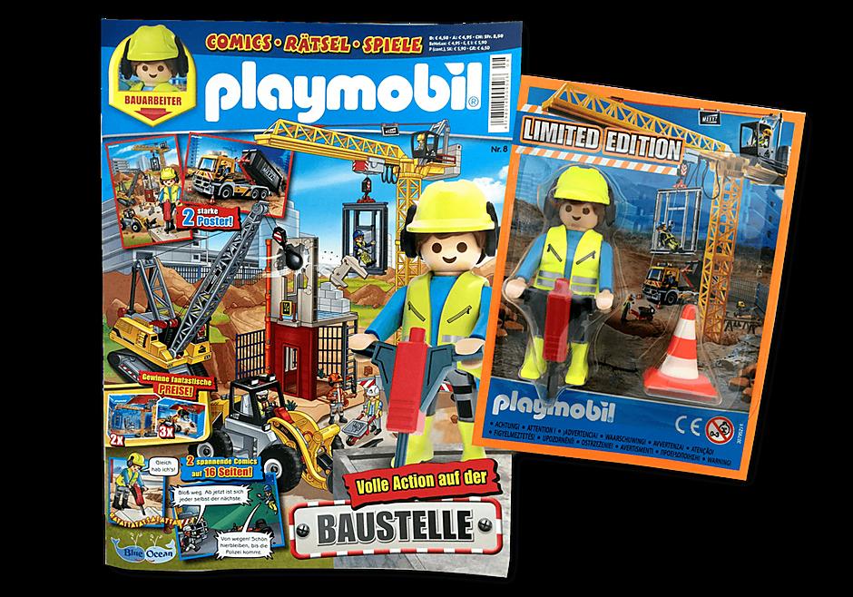 80669 PLAYMOBIL-Magazin 8/2020 (Heft 83) detail image 1