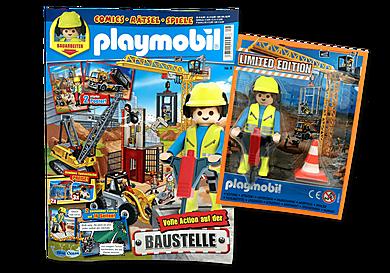 80669 PLAYMOBIL-Magazin 8/2020 (Heft 83)