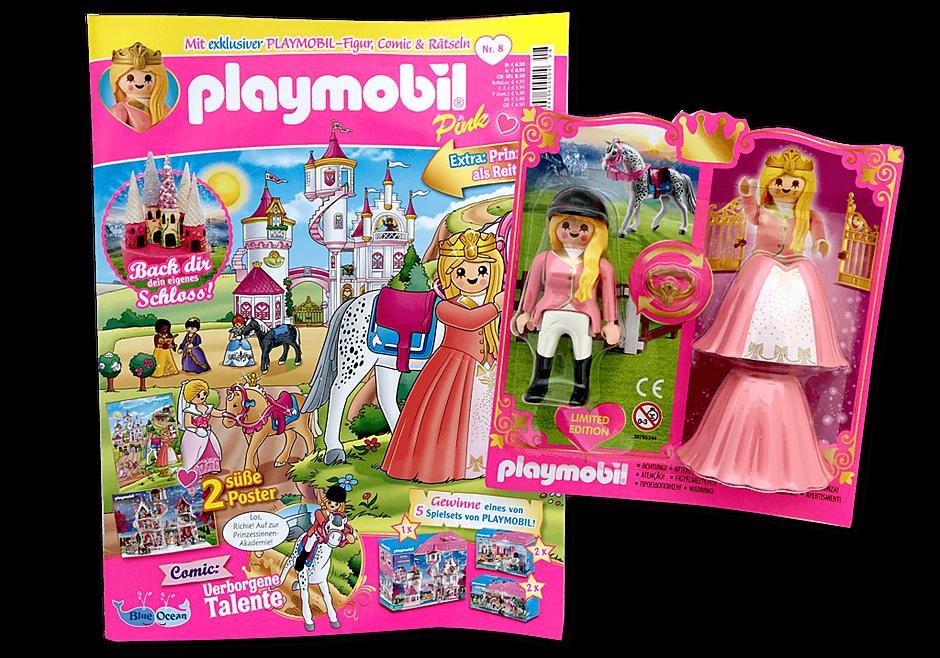 80670 PLAYMOBIL-Magazin Pink 8/2020 (Heft 57) detail image 1