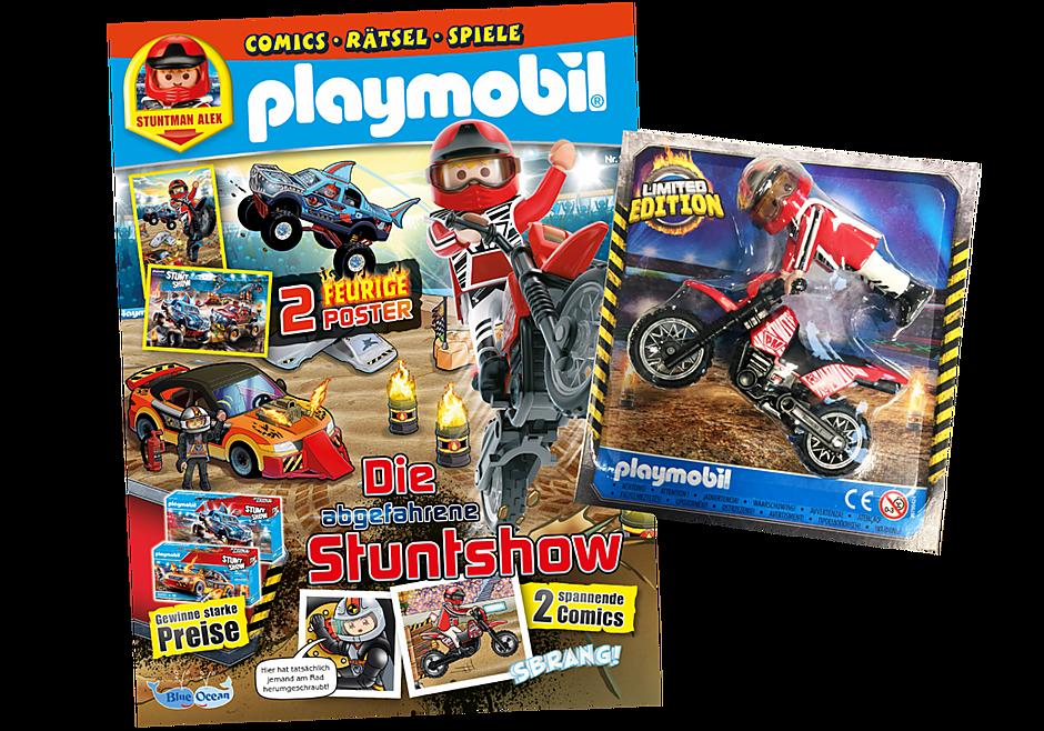 80671 PLAYMOBIL-Magazin 9/2020 (Heft 84) detail image 1
