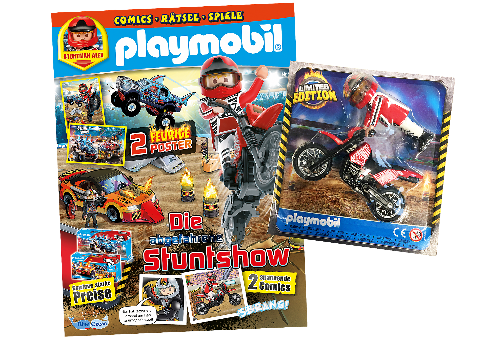 80671 PLAYMOBIL-Magazin 9/2020 (Heft 84) zoom image1