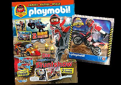 80671 PLAYMOBIL-Magazin 9/2020 (Heft 84)