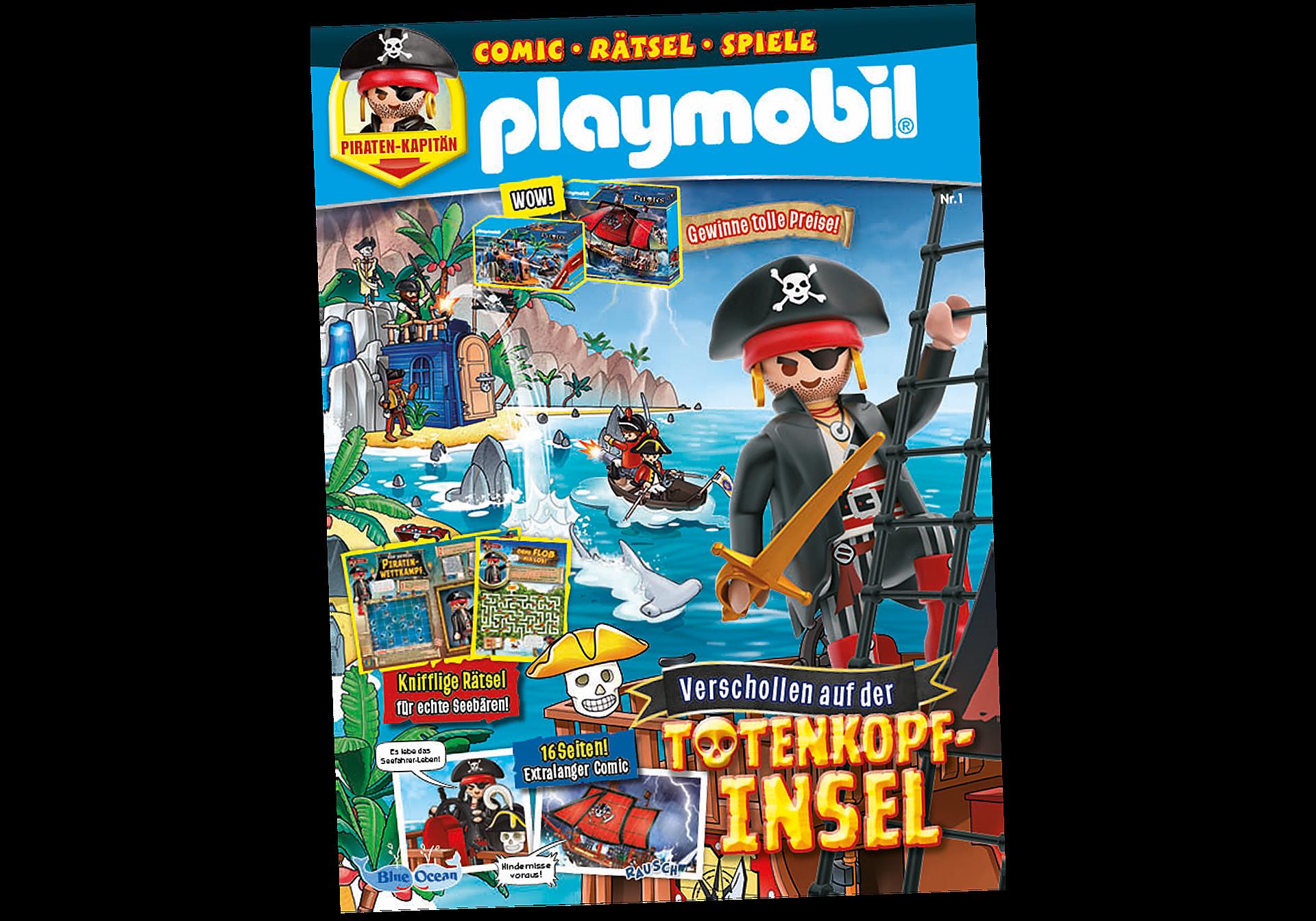 80673 PLAYMOBIL-Magazin 1/2021 (Heft 85) zoom image1