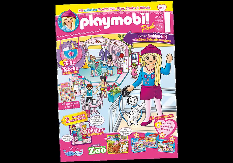 80674 PLAYMOBIL-Magazin Pink 1/2021 (Heft 59) detail image 1